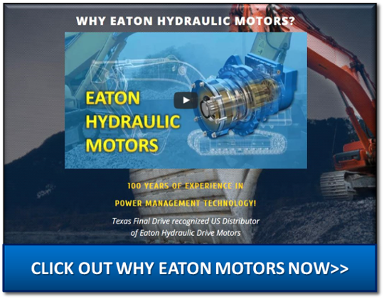 Why Eaton Hydraulic Drive Motors CTA