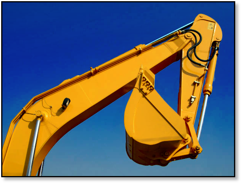 Materials Used in Excavator Buckets