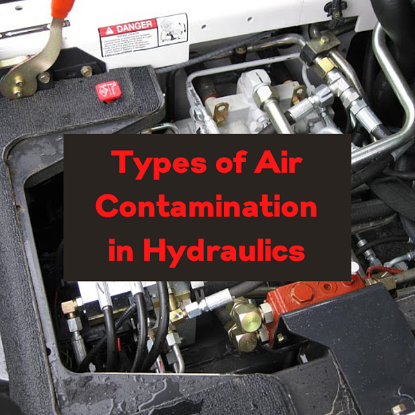 Air Contamination in Hydraulics