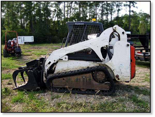 CLEAN-bobcat-t190-turbo-compact-track-loader-ctl-final-drive-track-motor-track-drive