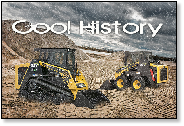 Cool History of ASV