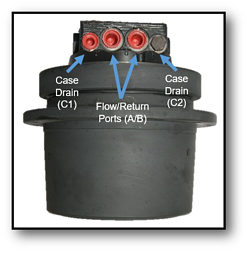 locating-case-drain-lines-on-single-speed-final-drive-travel-motor-1