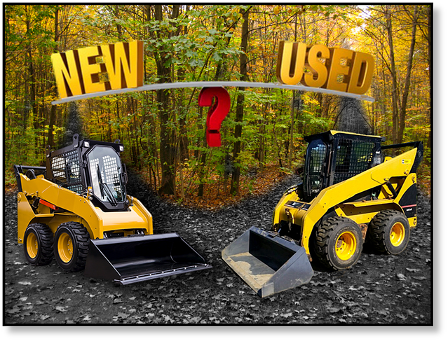 Tips for Purchasing a Used Skid Steer (Plus 6 Walkaround Tips)