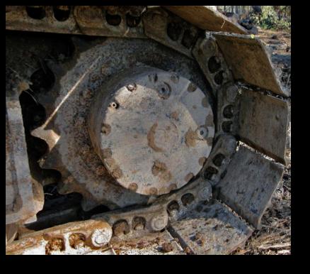 sprocket-final-drive-track-motor-travel-motor