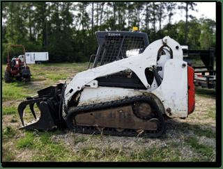 Bobcat T190 Drive Shaft Bushings