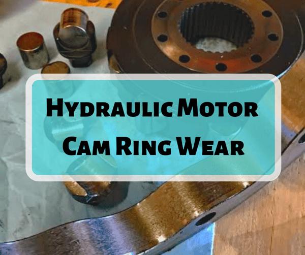 Hydraulic Motor Cam Ring Wear (1)