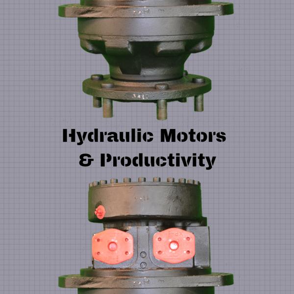 Hydraulic Motors and Productivity
