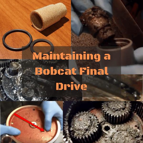 Maintaining a Bobcat Final Drive