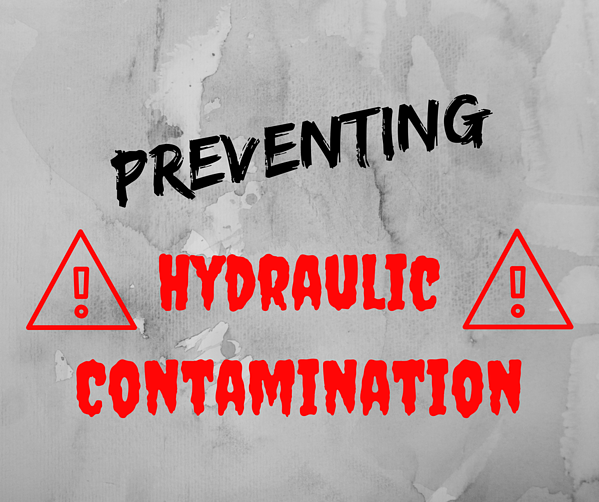 Preventing Hydraulic Contamination