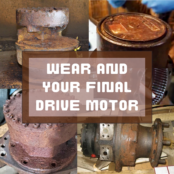 Wear and Your Final Drive Motor