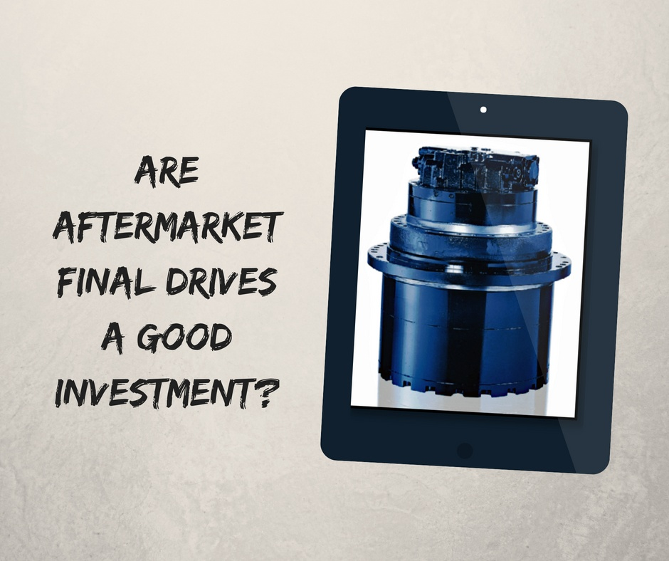 Are Aftermarket Final Drives a Good Investment_