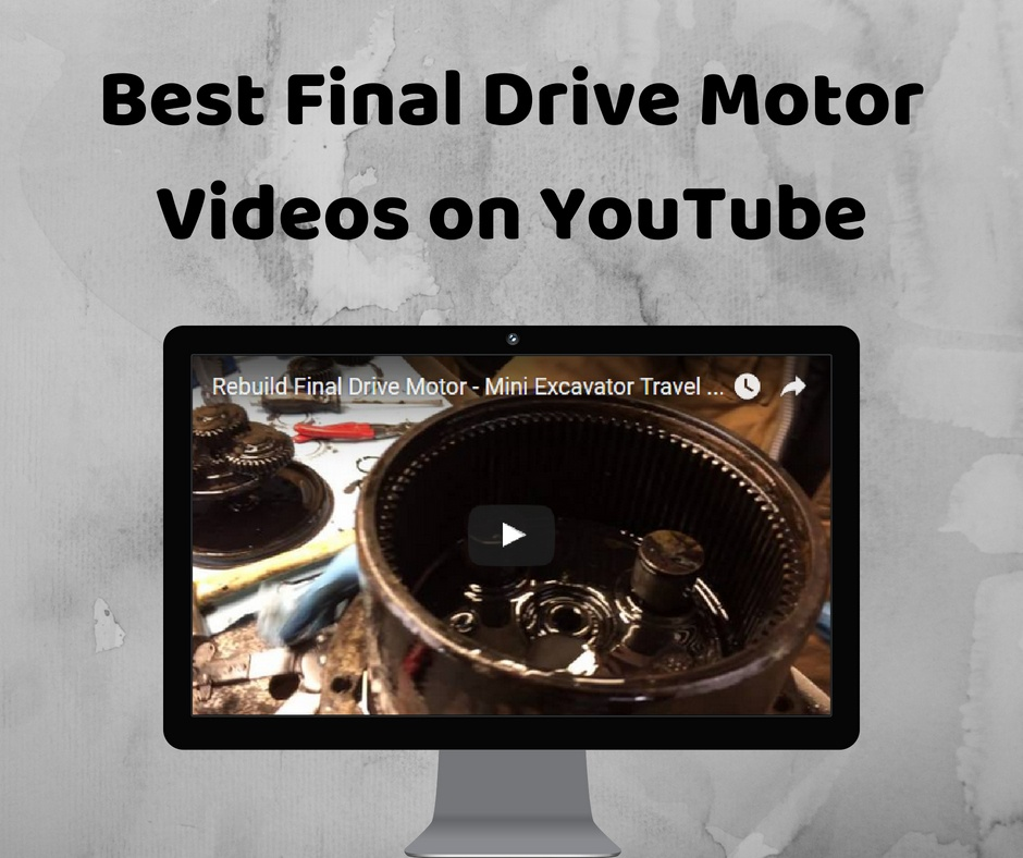 Best Final Drive Motor Videos on YouTube