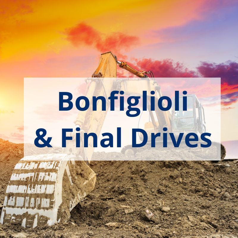 Bonfiglioli and Final Drives