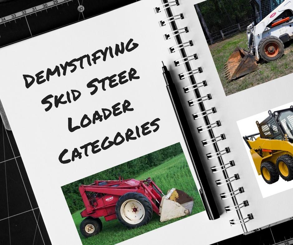 Demystifying Skid Steer Loader Categories