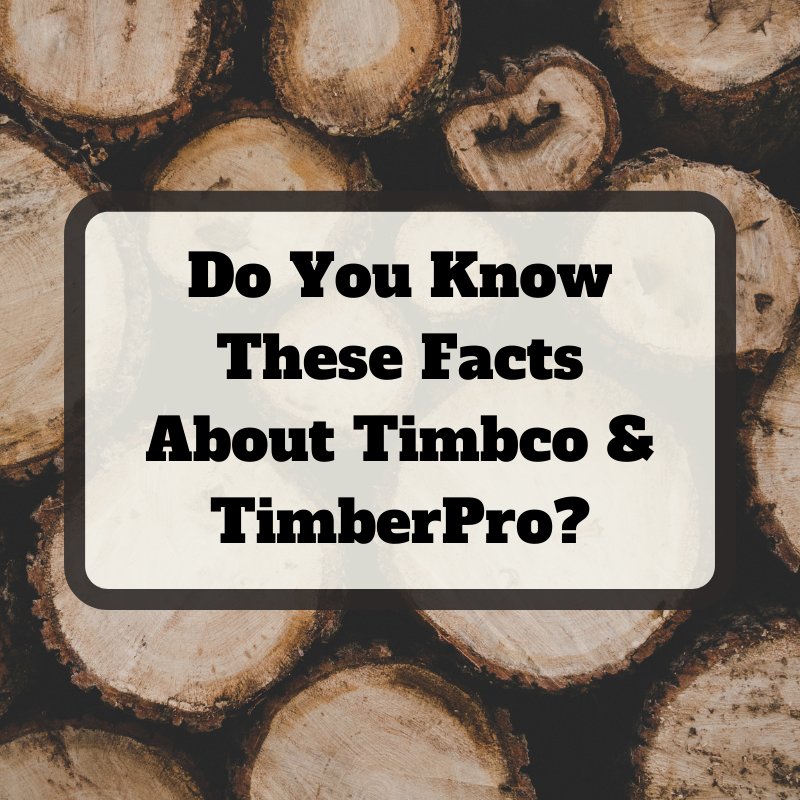 Do you know these facts about Timbco and Timberpro