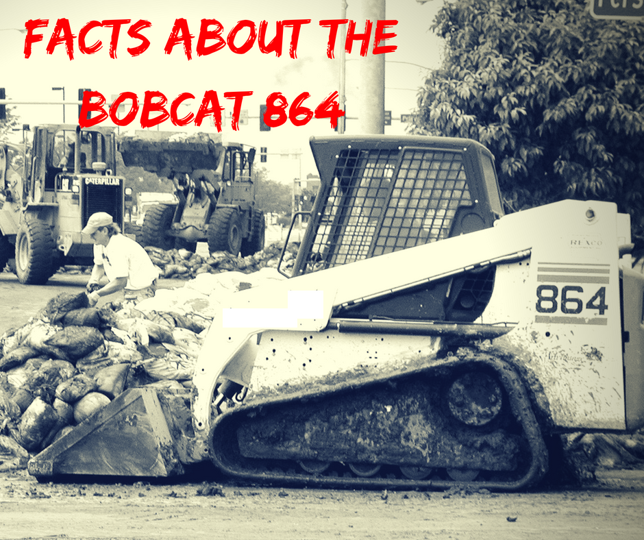 Facts about the Bobcat 864