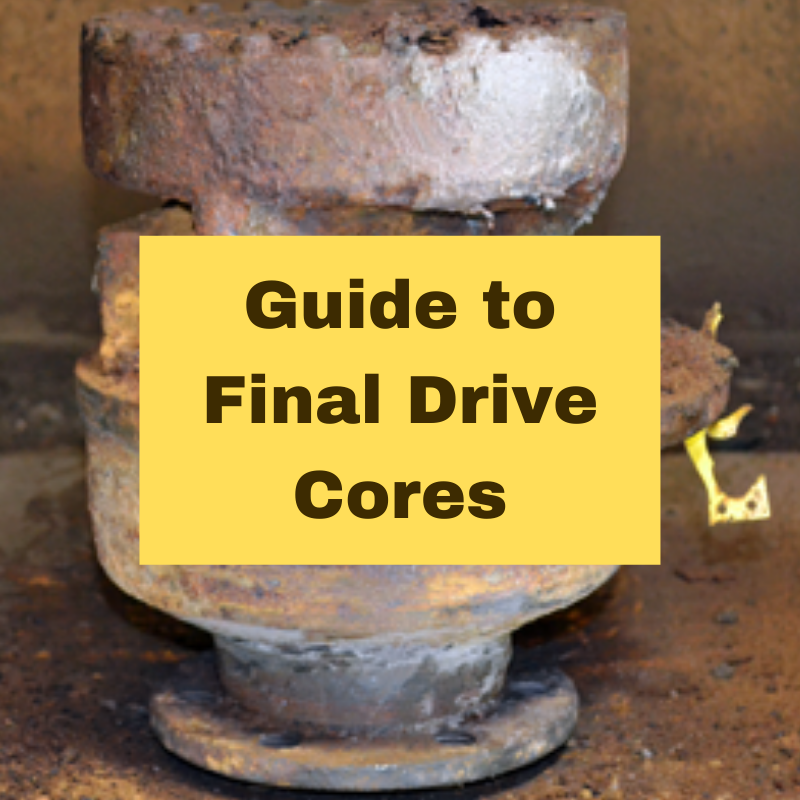 Guide to Final Drive Cores