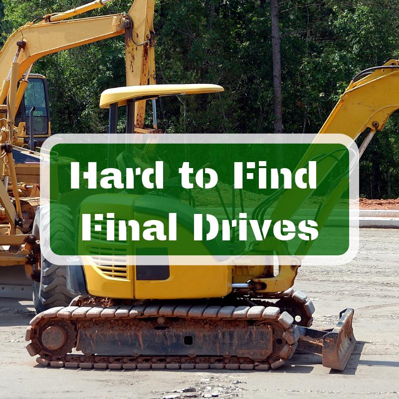 Texas Final Drive Shop Talk Blog | Rebuilt Final Drive Motor