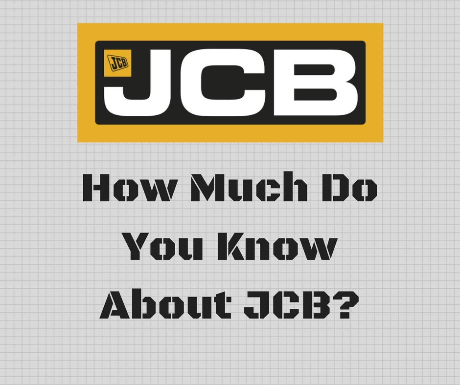 How Much Do You Know about JCB_
