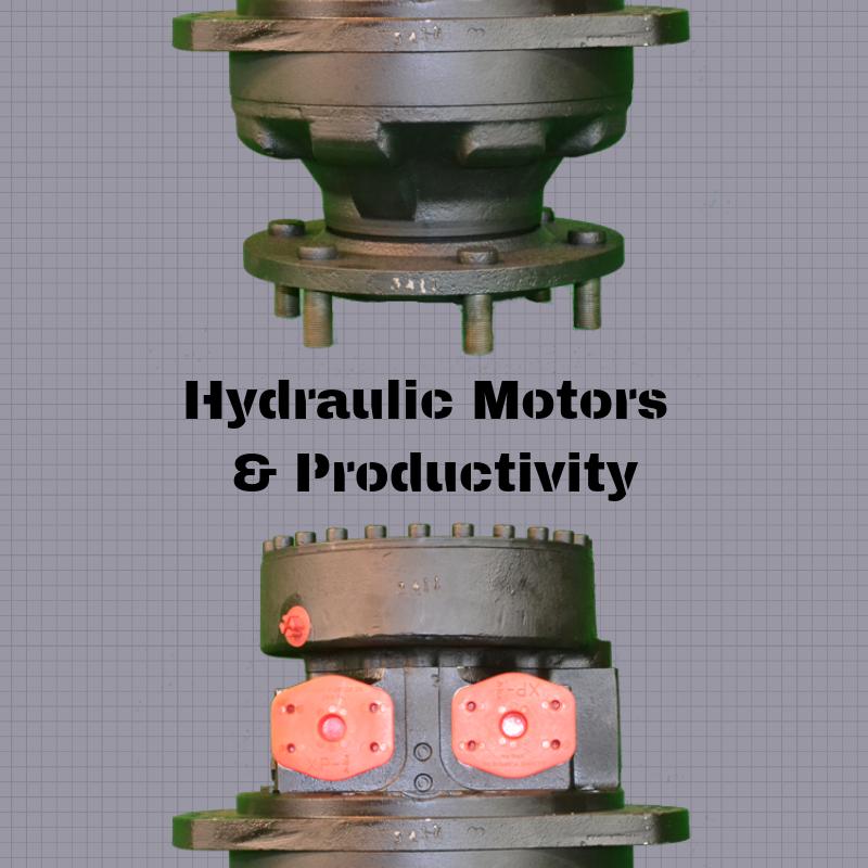 Hydraulic Motors and Productivity