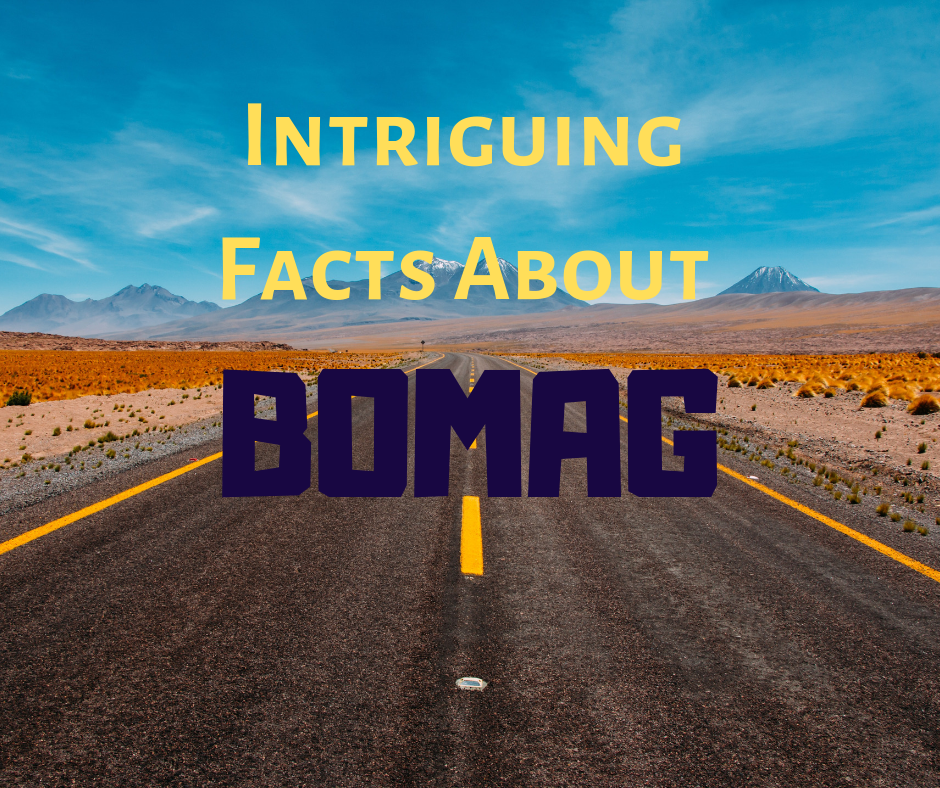 Intriguing Facts About BOMAG