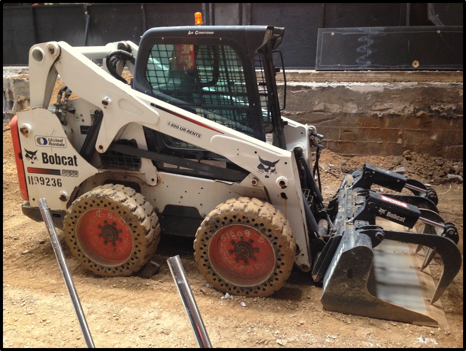 Bobcat S650 skid steer loader
